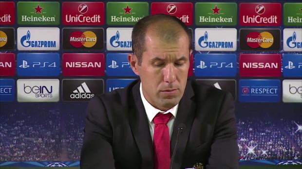 """Foot : LDC - Groupe C : Jardim n'a """"rien"""" contre Martial"""