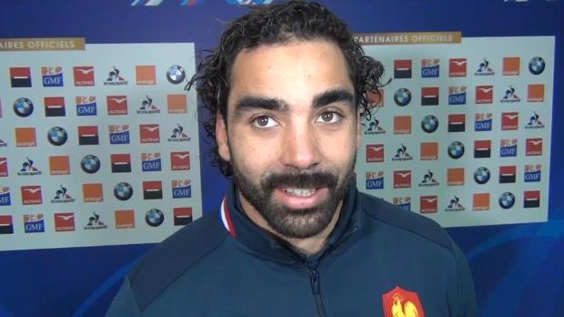 """Rugby : Tournée de novembre - Huget - """"Un soulagement"""""""