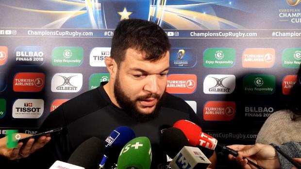 """Rugby : Clermont - Slimani - """"Les Saracens essaieront de nous marcher dessus"""""""