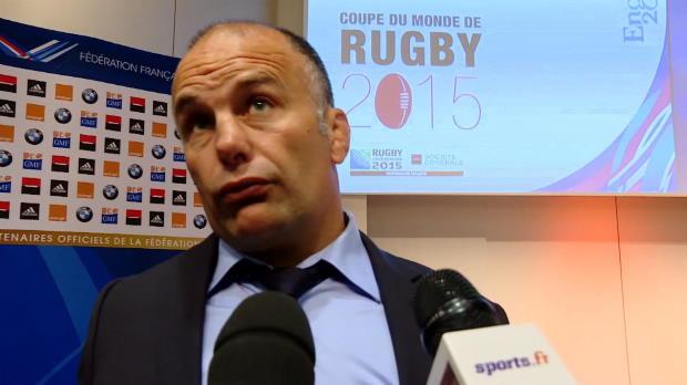 XV de France - Bru - ''Une logique de compl�mentarit�''
