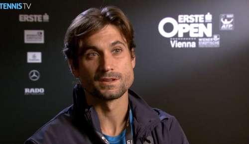 Ferrer interview: ATP Vienna SF