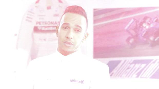 F1: Eine Monaco-Runde mit Lewis Hamilton