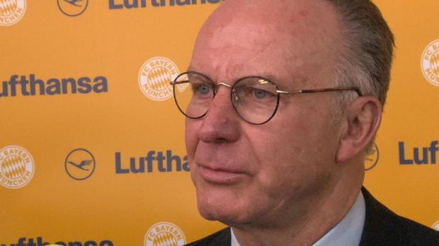 Rummenigge: Wollen Liga seriös zu Ende spielen