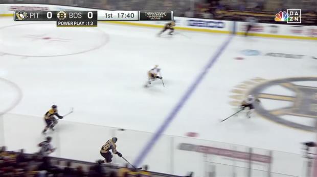 Penguins @ Bruins
