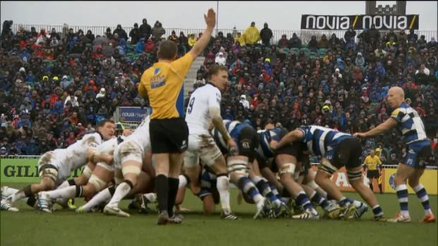 Bath v Falcons