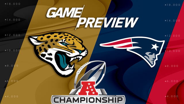 Jacksonville Jaguars vs. New England Patriots preview | 'NFL Playbook'