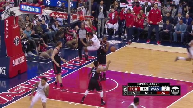WSC: Bradley Beal (31 points) Highlights vs. Toronto Raptors, 04/22/2018