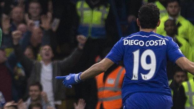Avec un 10e succès en 12 rencontres, le 11e but de Diego Costa en 10 matches et la 10e passe décisive de Fabregas, José Mourinho affichait sa fierté devant la nouvelle démonstration de ses Blues, vainqueurs samedi de West Bromwich Albion 2-0.