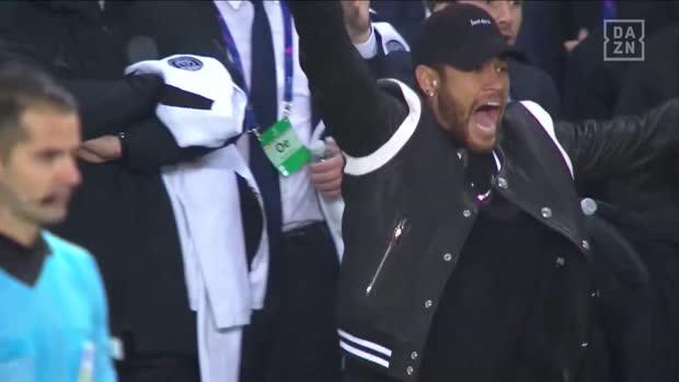 Neymar plötzlich nicht mehr verletzt   Champions League Viral