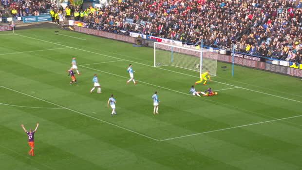 Premier League: Huddersfield - Man City | DAZN Highlights