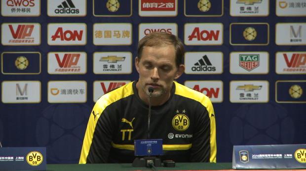 Tuchel erklärt: Darum Andre Schürrle!