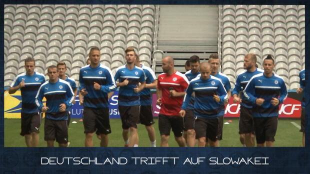 EM in 60 Sekunden: Slowakei fordert DFB-Team