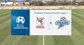 Brisbane Strikers secured an impressive win on the road against Edgeworth Eagles in the PS4 NPL Australia finals.