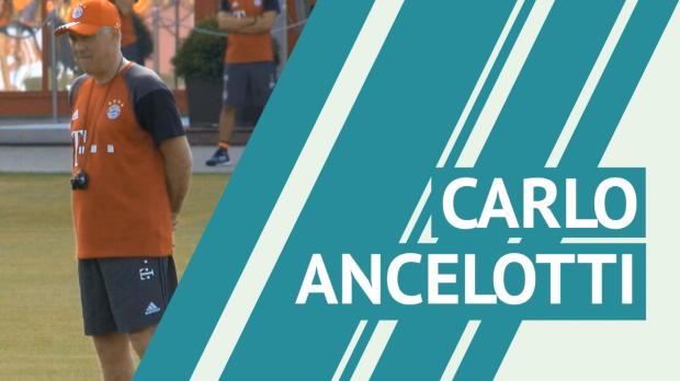 Neapels Neuer: Carlo Ancelottis Karriereprofil