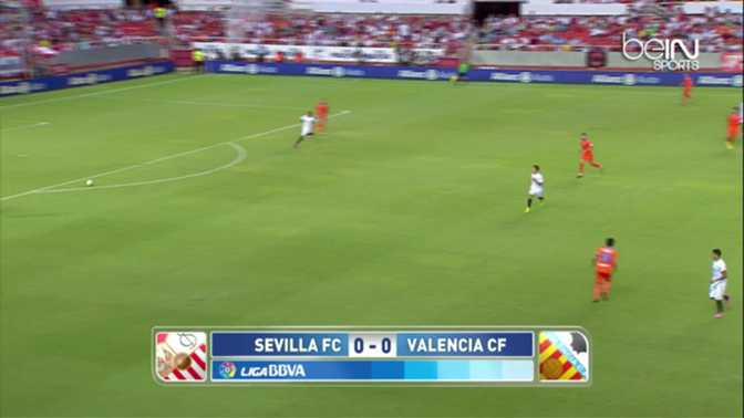 Liga : Valence 1-1 FC Seville