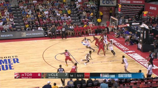 GAME RECAP: Cavaliers 82, Raptors 68