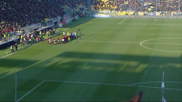 Serie A: Parma - AS Rom | DAZN Highlights