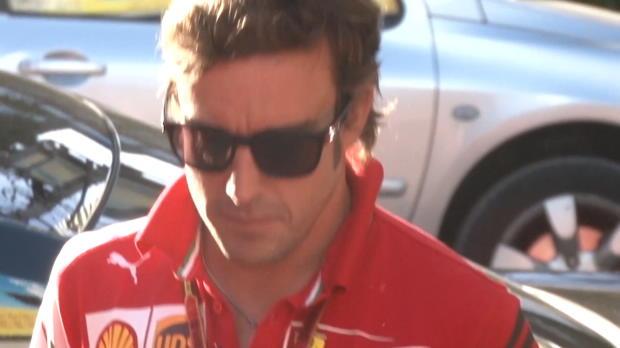 F1 - Divorcio Alonso-Ferrari