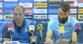 Caltex Socceroos boss Ange Postecoglou says he'll give skipper Mile Jedinak every chance to play against UAE.