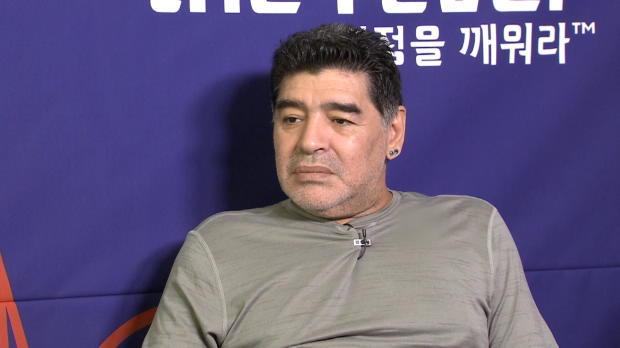 """Argentinien: Maradona: """"WM-Titel das Schönste"""""""