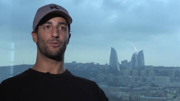F1: Ricciardo: Vettel-Hamilton-Rivalität positiv