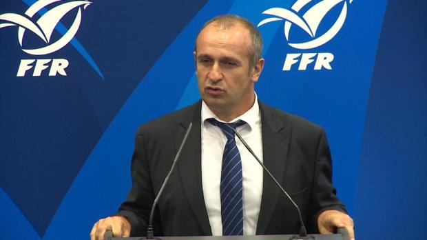 XV de France - PSA - 'On a trois centres qui peuvent jouer en 13'