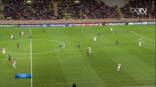 LdC : Monaco 0-0 Benfica