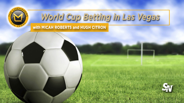 World Cup Betting in Las Vegas