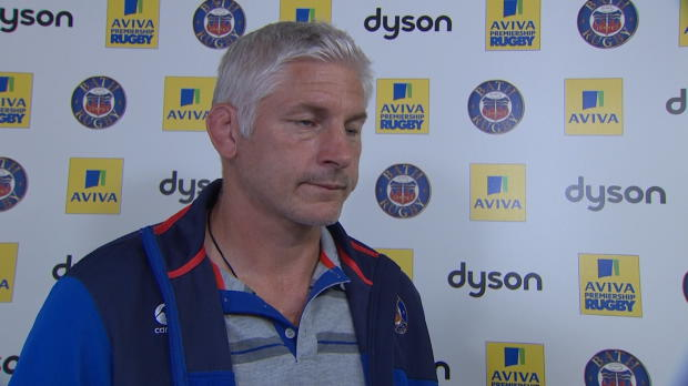 Aviva Premiership - Todd Blackadder?s Interview After Their Win Against Newcastle Falcons