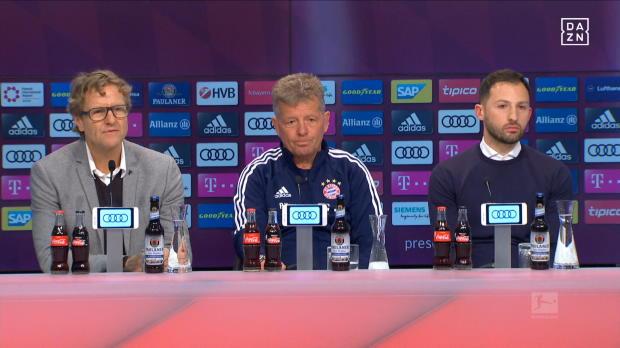 FC Bayern: Hermann über Heynckes' SMS nach dem Spiel