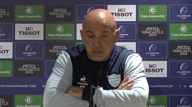 Quarts - Travers - 'Sur l'ensemble du match, Toulouse mérite de gagner'