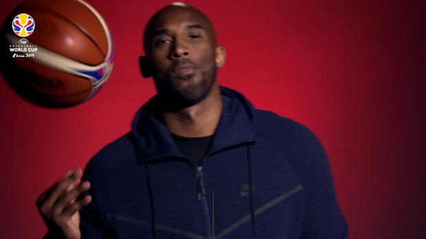 International - Kobe Bryant, ambassadeur de la Coupe du monde 2019