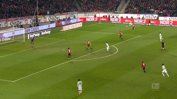 15e j. - Le Bayern Munich s'impose facilement chez la lanterne rouge