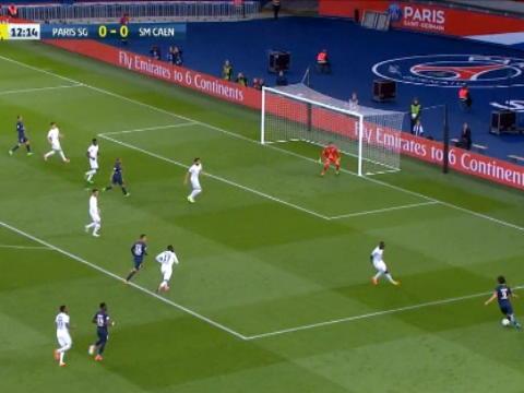 كرة قدم: الدوري الفرنسي: أجمل 5 تمريرات حاسمة- المرحلة 38