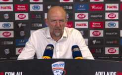 Perth coach Kenny Lowe admits his side are playing full of confidence following their thumping win over Adelaide.