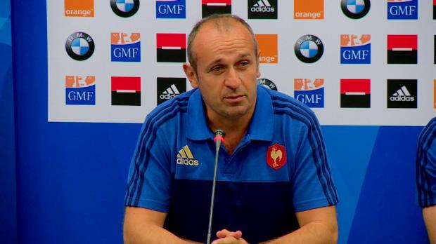 XV de France - PSA - 'Plisson est en stand-by'