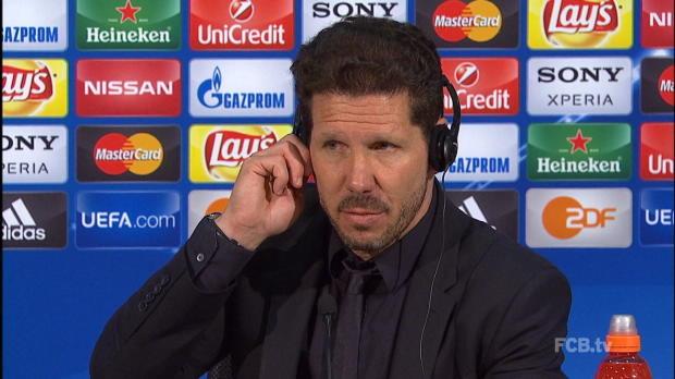 """Simeone: Real? """"Halte nichts von Revanche"""""""