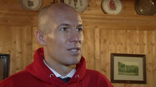 Robben über Fans, Titel und seinen FCB-Abschied