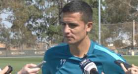 Caltex Socceroos star Tim Cahill says Australia's football needs to evolve in order for the national team to thrive on the World stage.