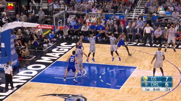 WSC: Highlights: Klay Thompson (21 points) vs. the Magic, 1/22/2017