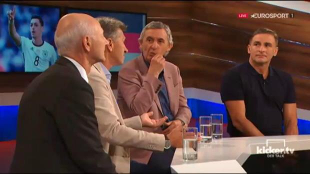 "EM 2016: Augenthaler: ""Özil auf die Bank"""