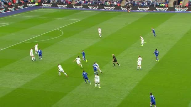 Premier League: Leicester - Burnley   DAZN Highlights