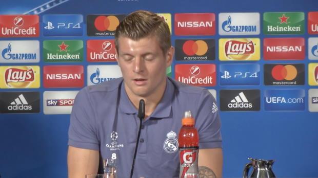 """Kroos: """"Spanischer Fußball noch etwas besser"""""""