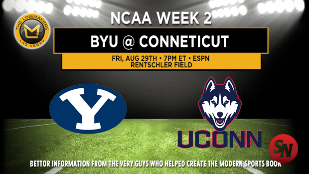 BYU at Connecticut