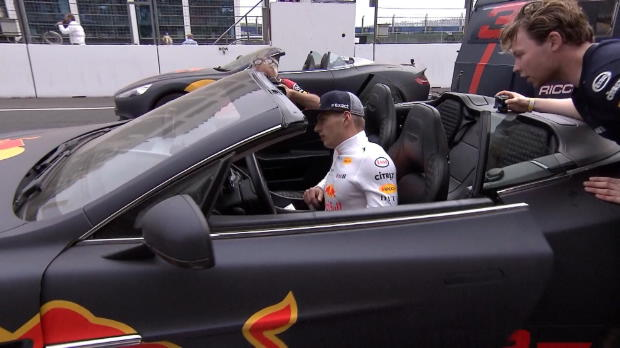 F1: Irres Battle! Ricciardio zerstört Wohnwagen