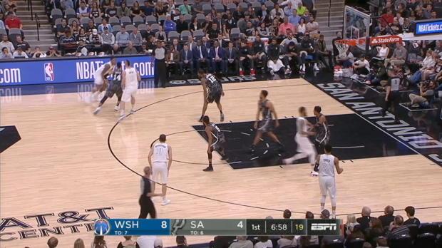 GAME RECAP: Spurs 98, Wizards 90