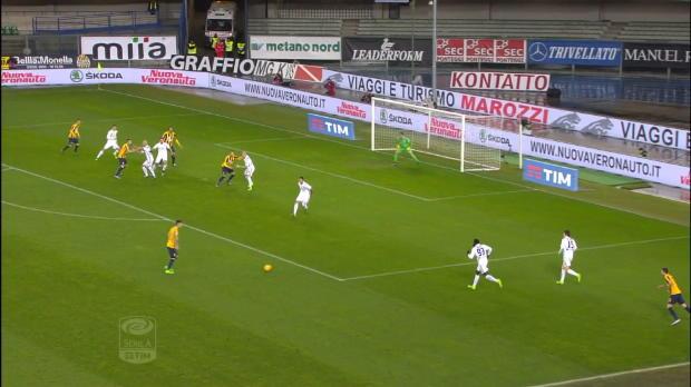 Serie A Round 23: Verona 2-1 Atalanta