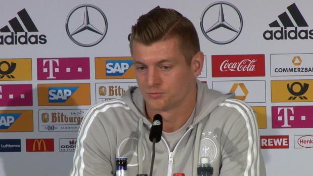 """Kroos: """"Spanien absolut Mitfavorit für WM"""""""