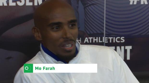 """Farah zu Journalisten: """"Nie die wahren Fakten"""""""
