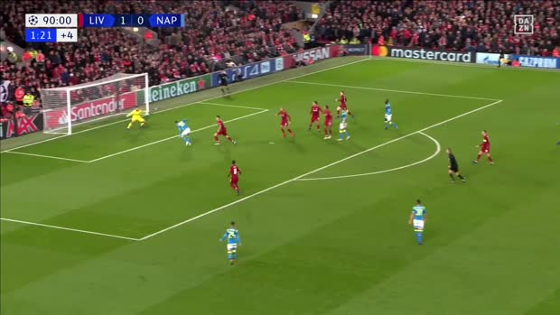 Alisson hält den Sieg für Liverpool fest! | UEFA Champions League Viral